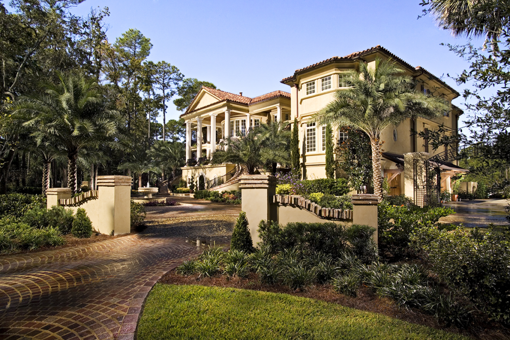 Residential Savannah Hardscapes